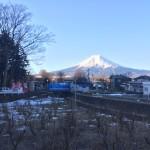ご来店時には是非とも富士山観光も♪